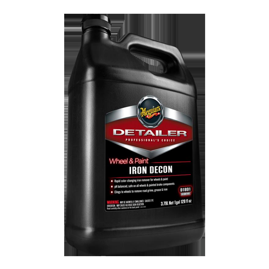 WHEEL & PAINT IRON DECON
