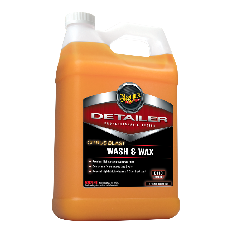 Citrus Blash Wash & Wax